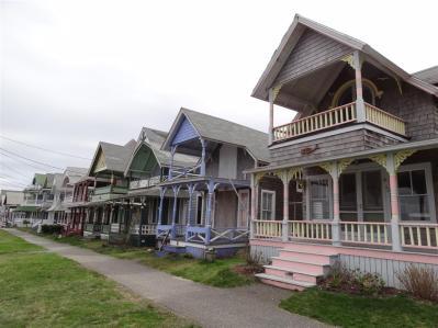 Oak Bluff, Marthas Vineyard