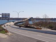 Bridge from Newport, RI