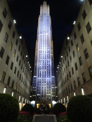 The Rockefeller Centre