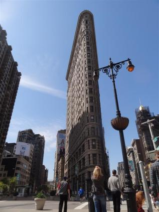 Flat Iron Building, NYC