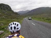 Over the hills, Harris into Lewis