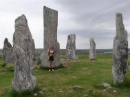 The standing stones, Calanish, Lewis