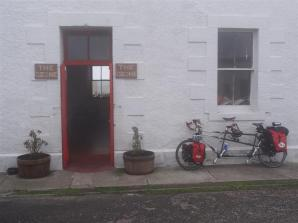 The Ozone Cafe, Cape Wrath. Open 24hrs a day, 365 days a year.