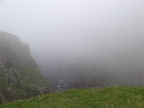 Sea Fog, Cape Wrath
