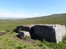 Dwarfie Stone, Hoy