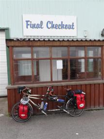The most northerly shop in the Uk, Unst, Shetland