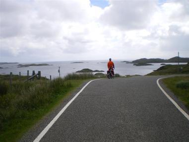 Starting The Golden Road, Harris