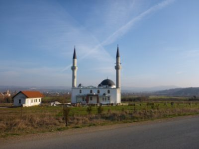 Kosovan Mosque