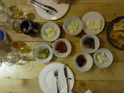Albanian Feast