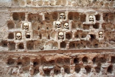 Skull Tower, Nis
