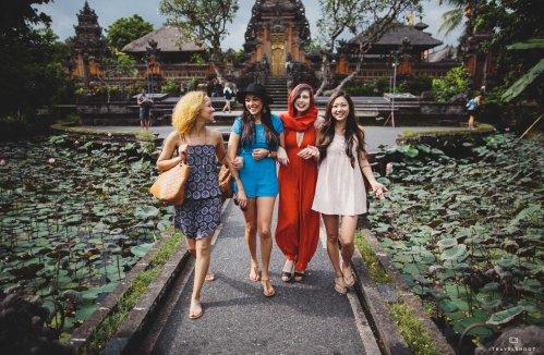 A Bali Travelshoot