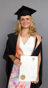 Graduating with my Nursing degree