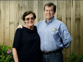 Bill Shorten and Mother