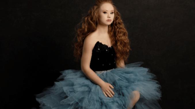 Brisbane model Madeline Stuart returns to where her international career began