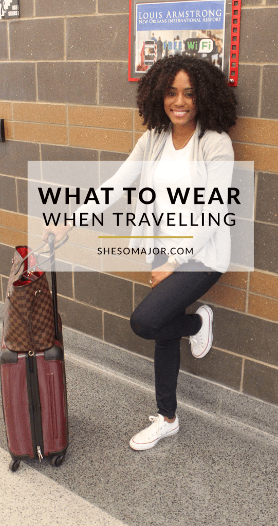 Travel Style: What To Wear When Traveling