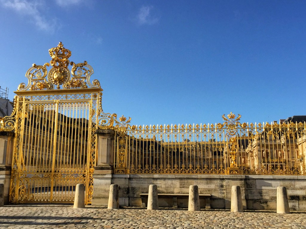 A Major Year In Review: Versailles, France