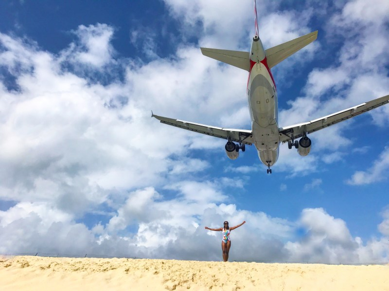 Insane Plane Watching In St. Maarten | Plane Watching St. Maarten | St. Maarten