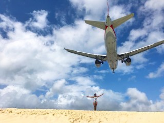 Insane Plane Watching In St. Maarten | Plane Watching St. Maarten | St. Maarten