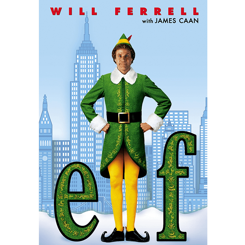 Elf - Classic Christmas Movie | SHESOMAJOR