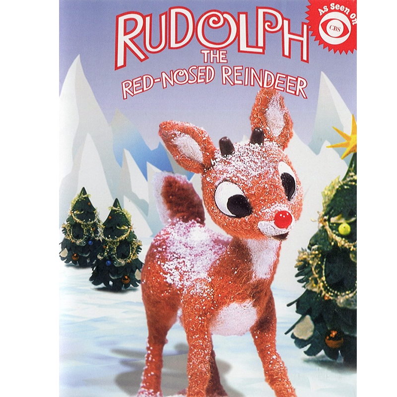Rudolph The Red-Nosed Reindeer - Classic Christmas Movies | SHESOMAJOR