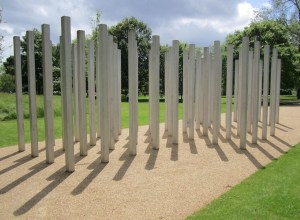 London Bombings memorial, Hyde Park.