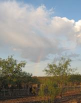 Rainbow on the first day of fall
