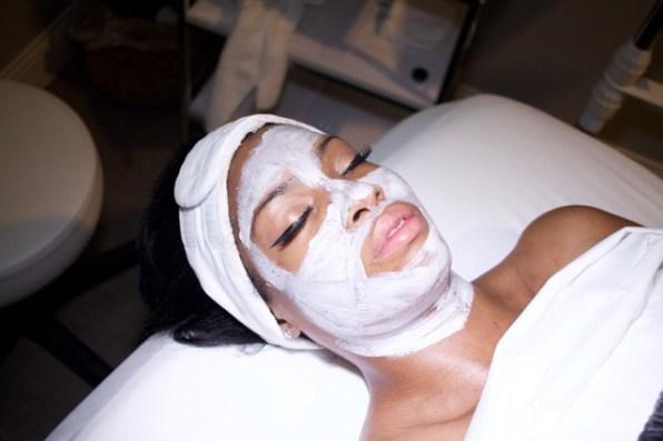Tisha Face mask