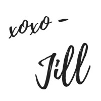 xoxo - Jill Clark   ShesSoSmitten.com