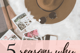 5 Reasons to Start Blog this Year | ShesSoSmitten.com