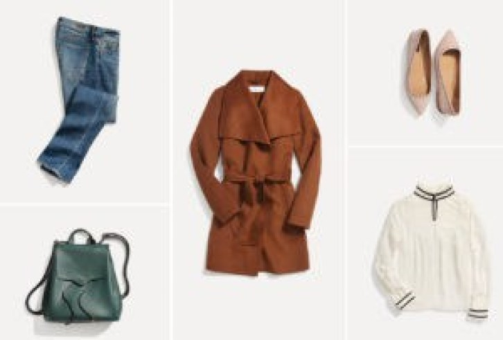 Stitch Fix Sample Outfit Fall