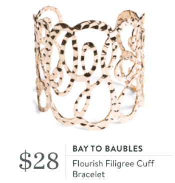 Stitch Fix Review Bay to Baubles