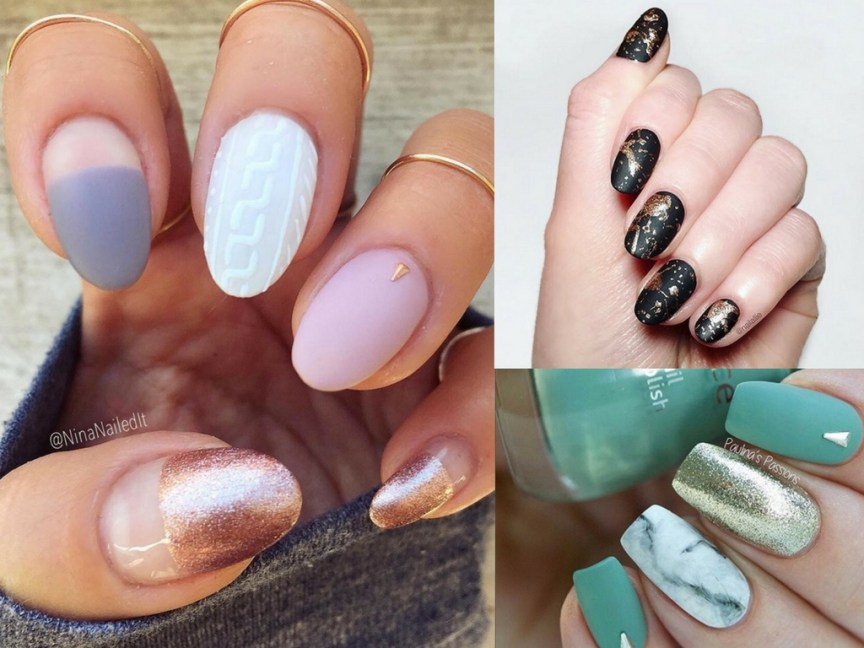 33 Gel Nail Designs You Will Want to Copy Immediately