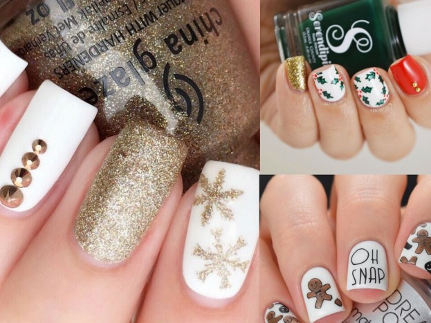 25 Winter Nail Designs Everyone Will Love - 25 Winter Nail Designs Everyone Will Love - She Tried What