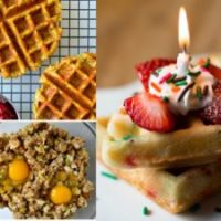 27 Surprising Waffle Maker Recipes You'll Wish You Knew Sooner