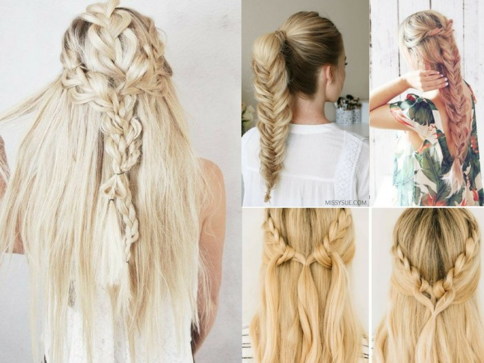 25 Amazing Braided Hairstyles in 10 Minutes or Less