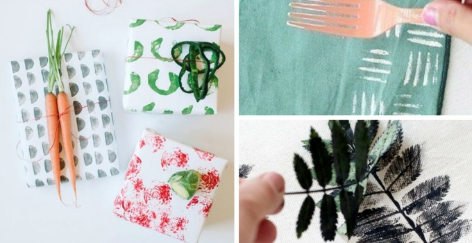 15 DIY Stamp Ideas With Repurposed Everyday Objects
