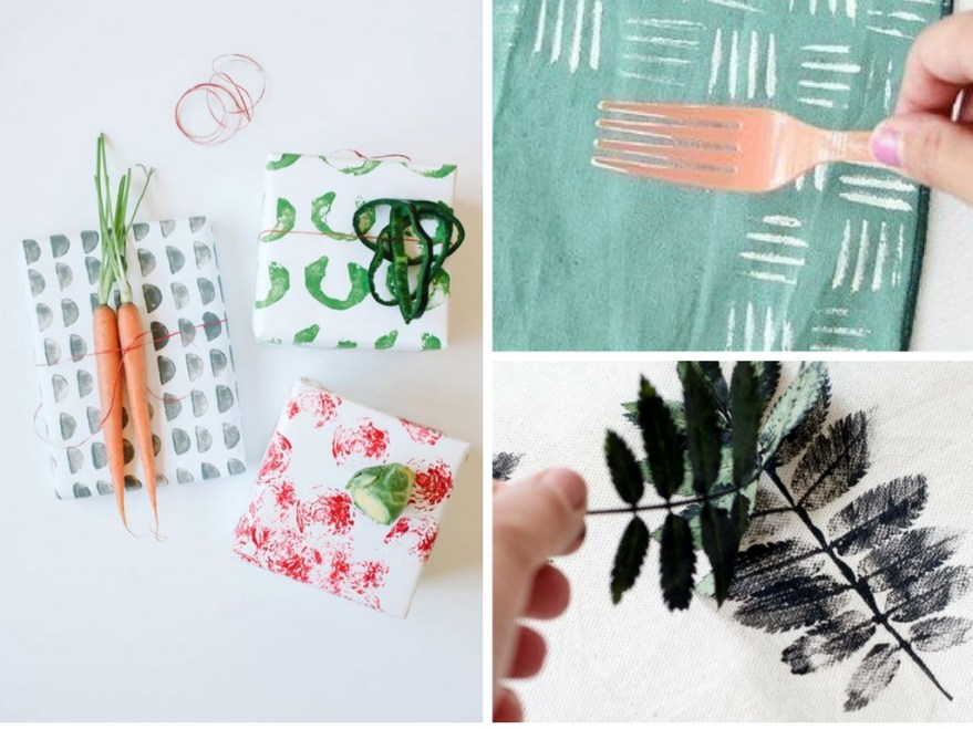 15 DIY Stamp Ideas Using Repurposed Everyday Objects