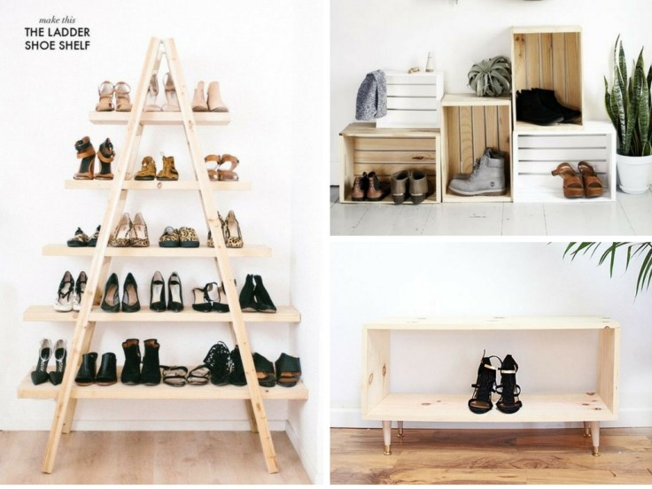 17 Genius Shoe Storage Ideas to Organize Your Cluttered Space