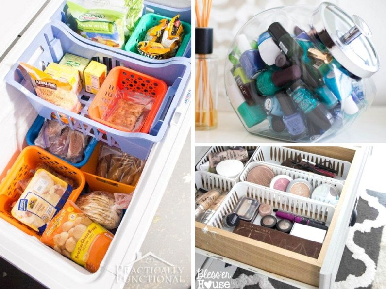 21 Dollar Store Organization Hacks You'll Obsess Over