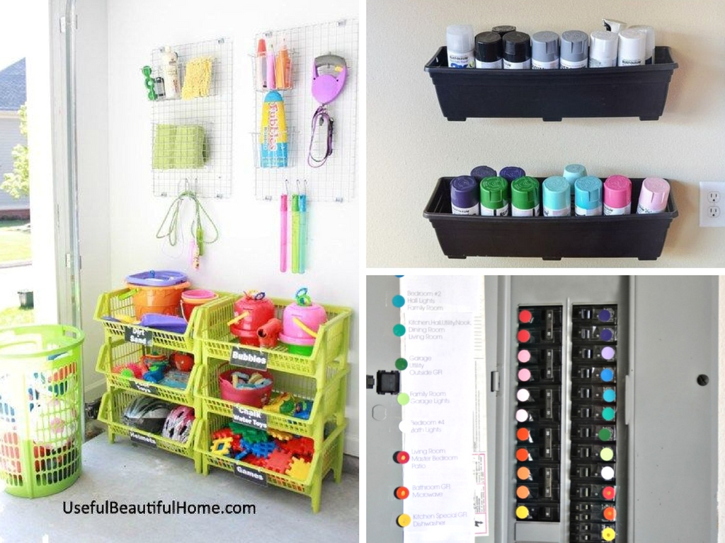 19 Genius Garage Organization Ideas to Save Tons of Space - She ...