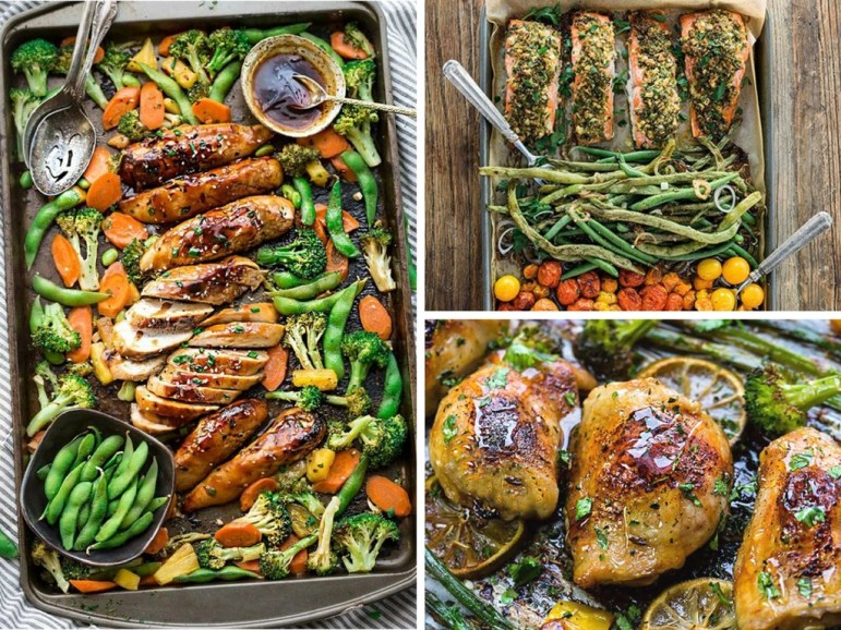 11 Delicious Sheet Pan Dinners Perfect for Weeknights