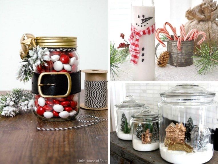 21 dollar store christmas decor ideas for a festive and frugal holiday - Different Christmas Decorations Ideas