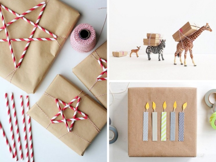 25+ Creative Gift Wrapping Ideas Almost Too Good to Open
