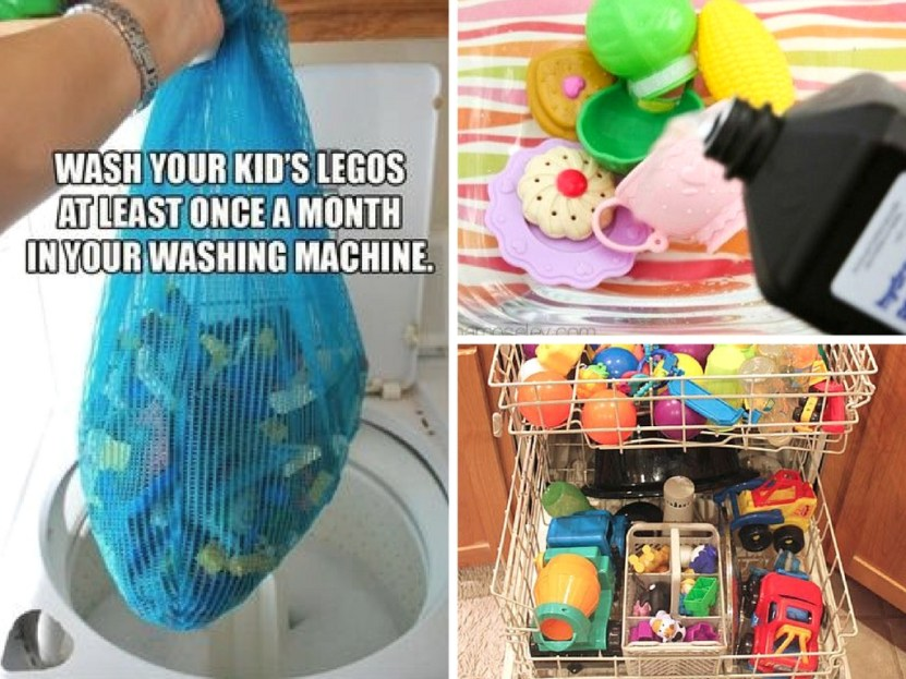 11 Mom Cleaning Hacks to Save Your Sanity