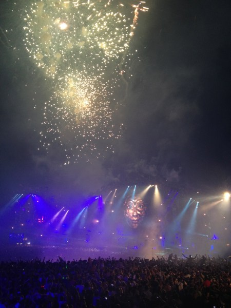 Tomorrowland Day 2