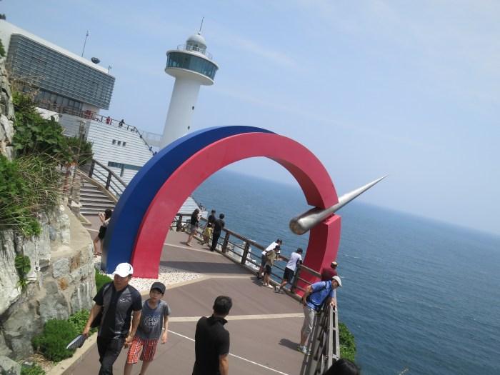 Taejongdae Yeongdo Lighthouse
