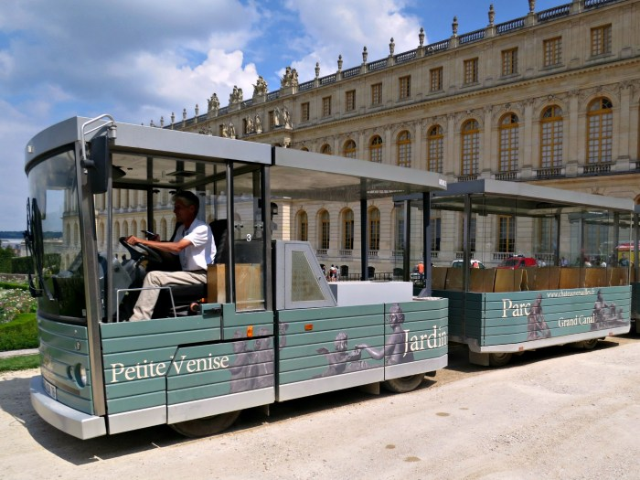 Versailles Mini Train