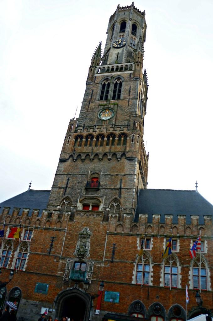 2690 161212 The Bruges Belfry
