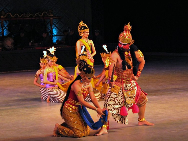 The Ramayana Ballet - www.shewalkstheworld.com