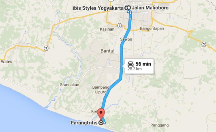 Yogyakarta in 3 Days - Day 1 - www.shewalkstheworld.com